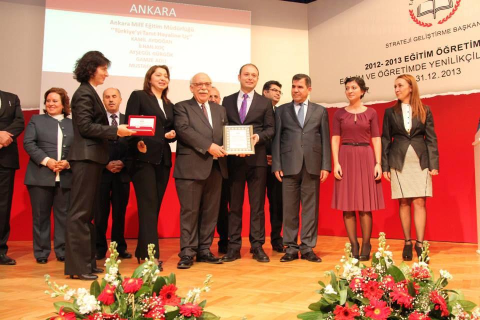 ISEWorld, Hayaline Uç Projesiyle MEB'den Ödül Aldı