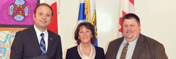 Kanada Eğitim Bakanlığı Tarafından Ödüle Layık Görüldük