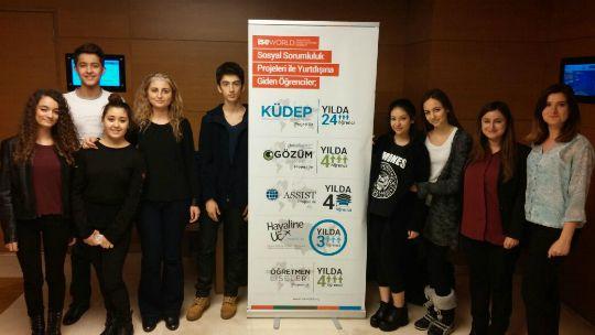 Kış Dönemi Oryantasyon Programı İstanbul'da Yapıldı