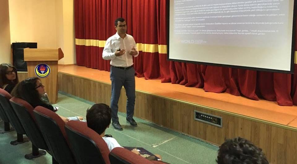 TED Mersin Koleji Veli ve Öğrenci Oryantasyonu