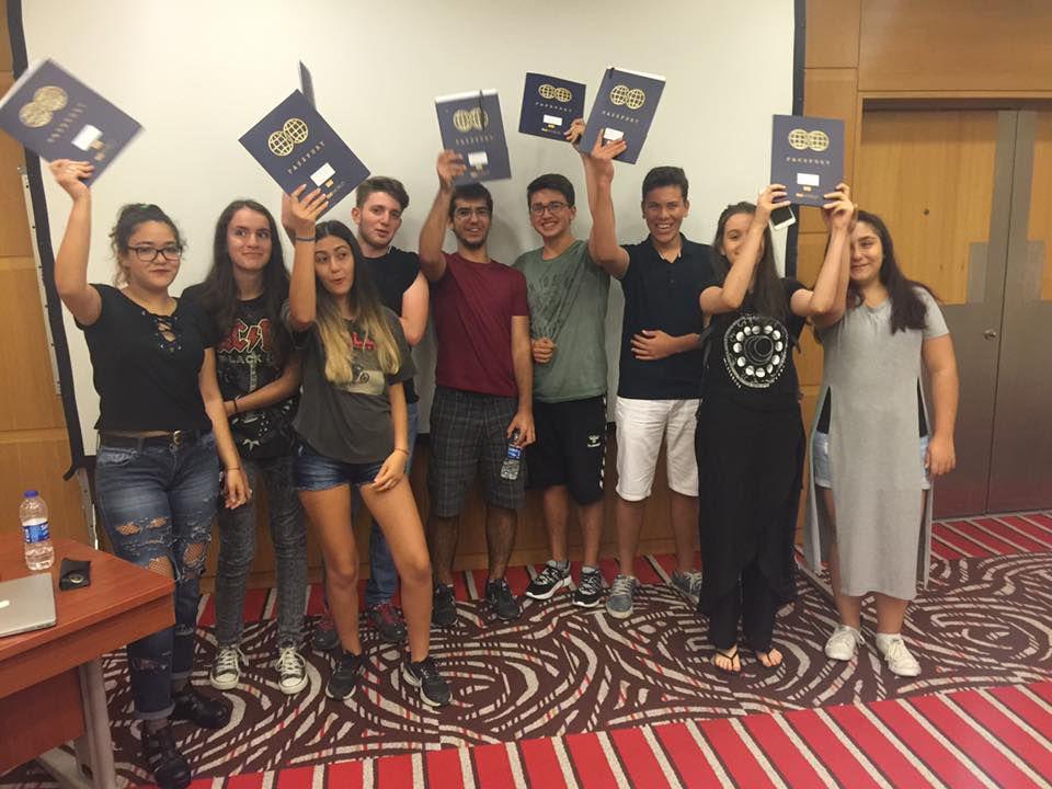 Kısa Dönem Değişim Programına Kabul Edilen Öğrenci ve Velileriyle Oryantasyon Yapıldı