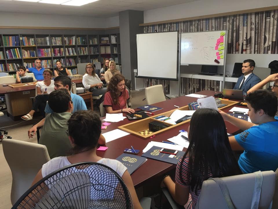 BİLFEN Okulları Son Bilgilendirme Toplantısı