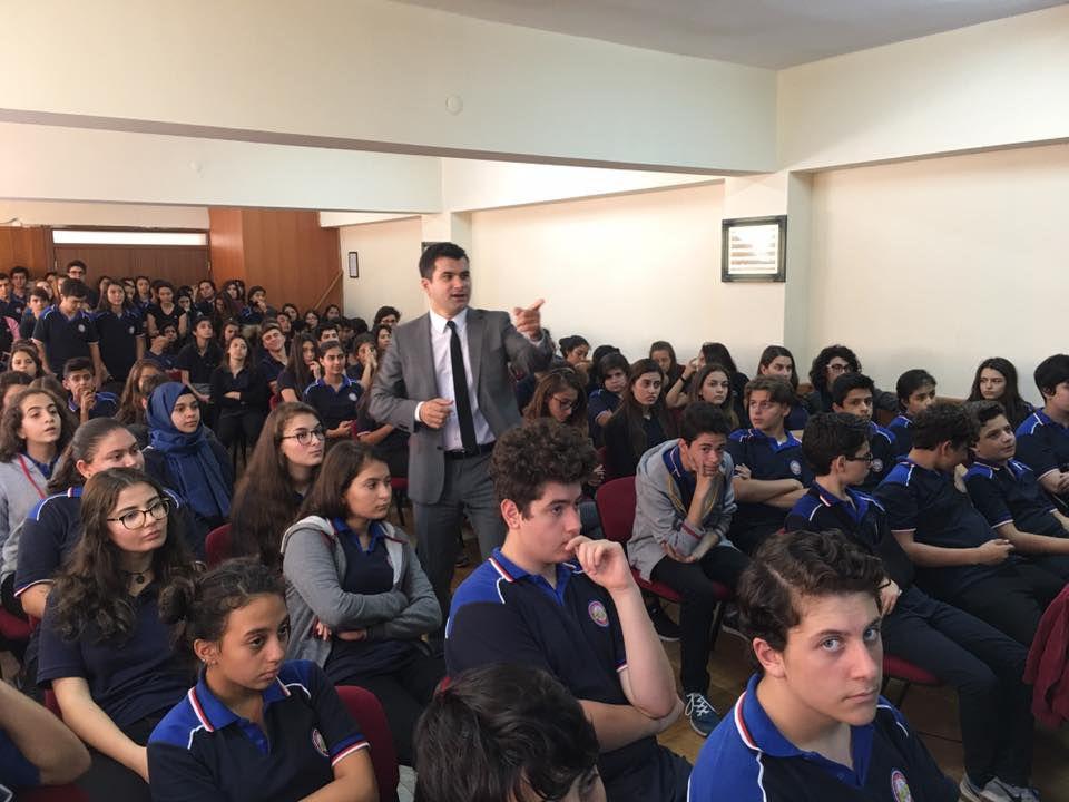 ISEWorld Antalya Lisesi'nde