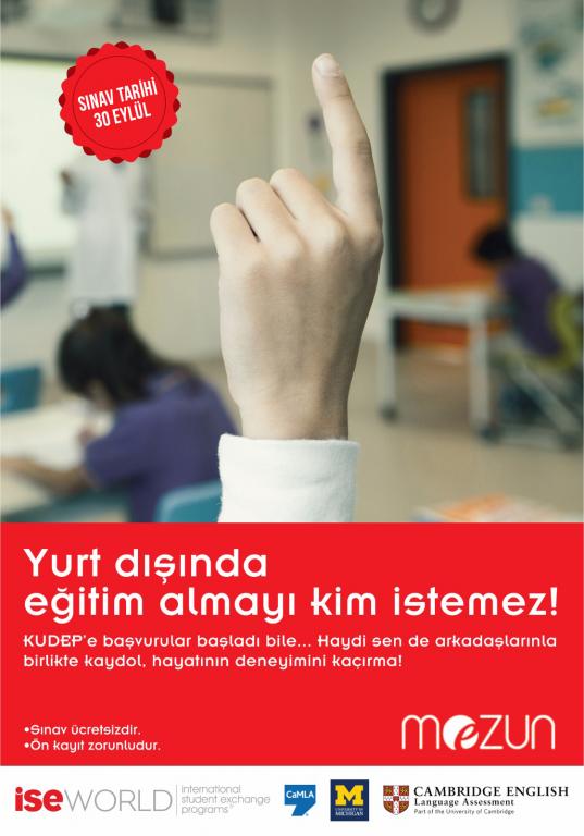 Kültürlerarası Öğrenci Değişim Programı Sınavı