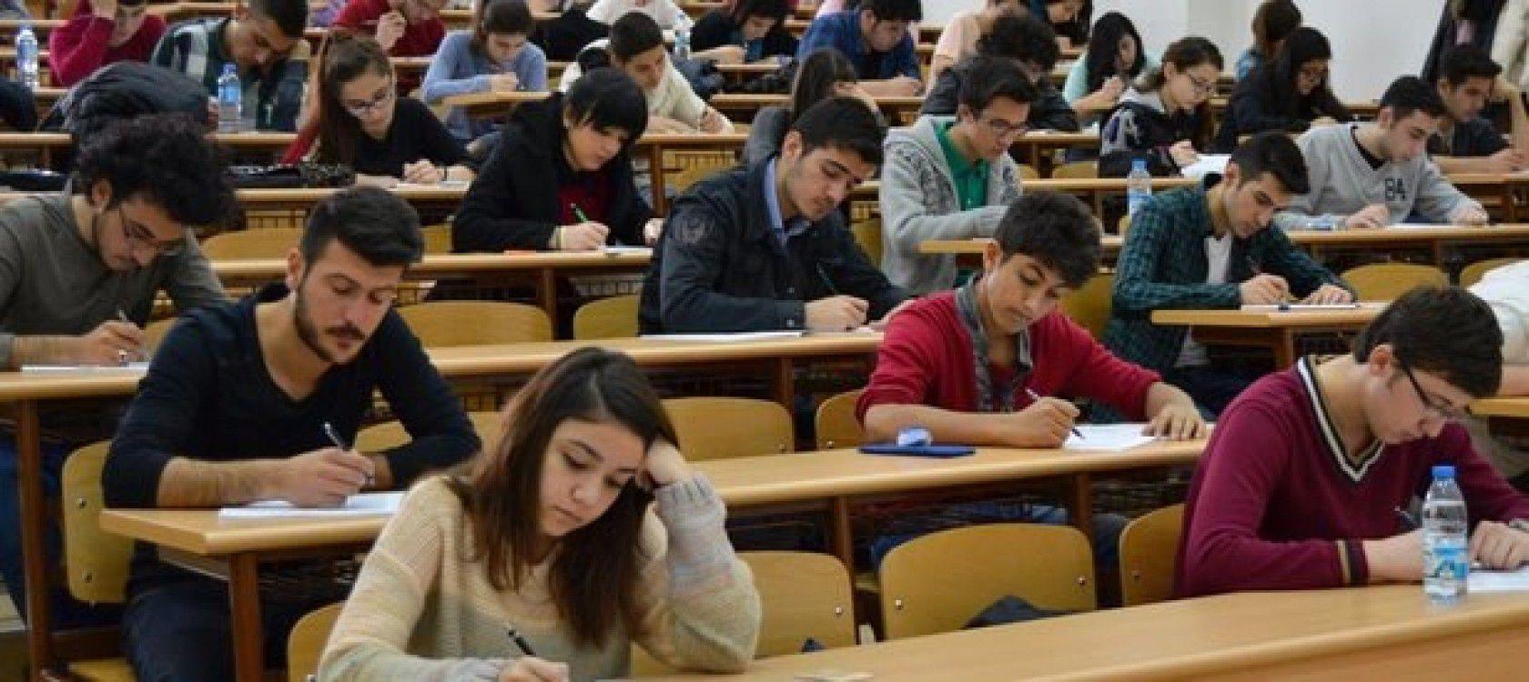 Üniversite Sınavına Hazırlık