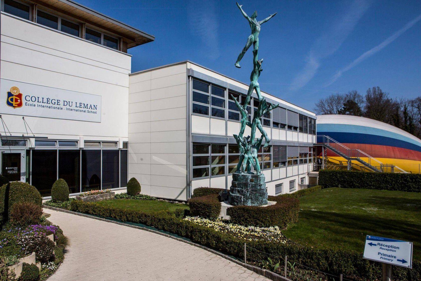 İsviçre'nin En 'Özel' Okullarından Collège du Léman International School