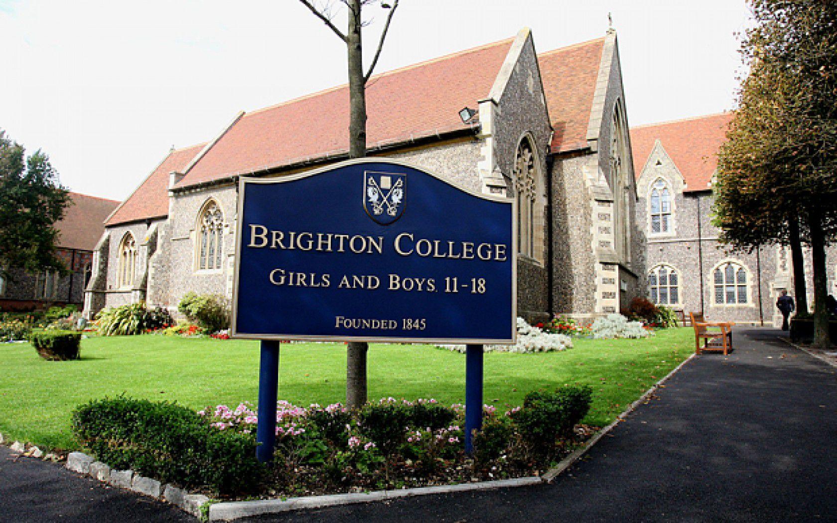 İNGİLTERE'NİN EN İYİ ÖZEL OKULLARINDAN BRIGHTON SCHOOL