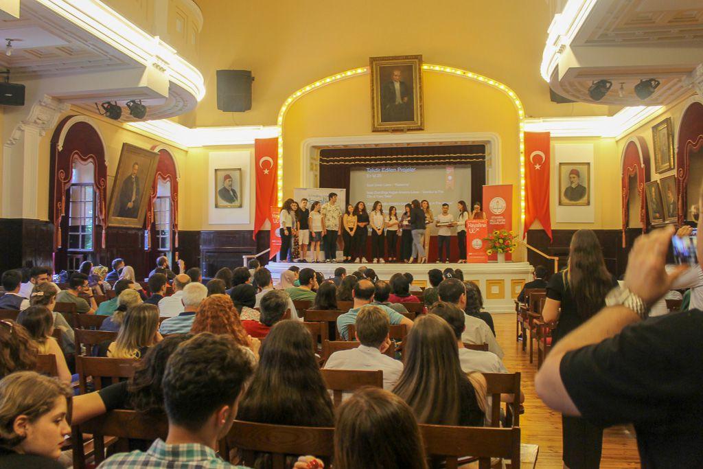 'Şehrini Tanıt, Hayaline Uç' Projesi Ödülleri