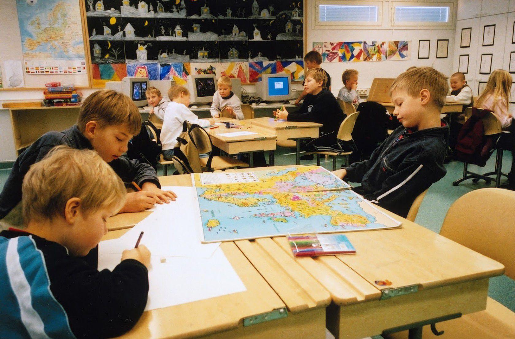 Finlandiya Ortaokul Eğitiminin Avantajları?