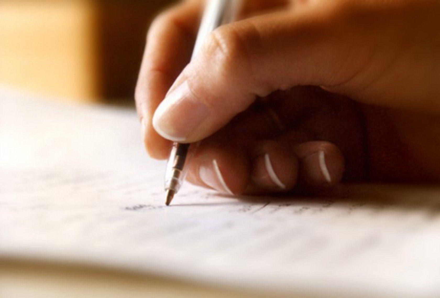 Essay Test Günü Yapılacaklar Listesi