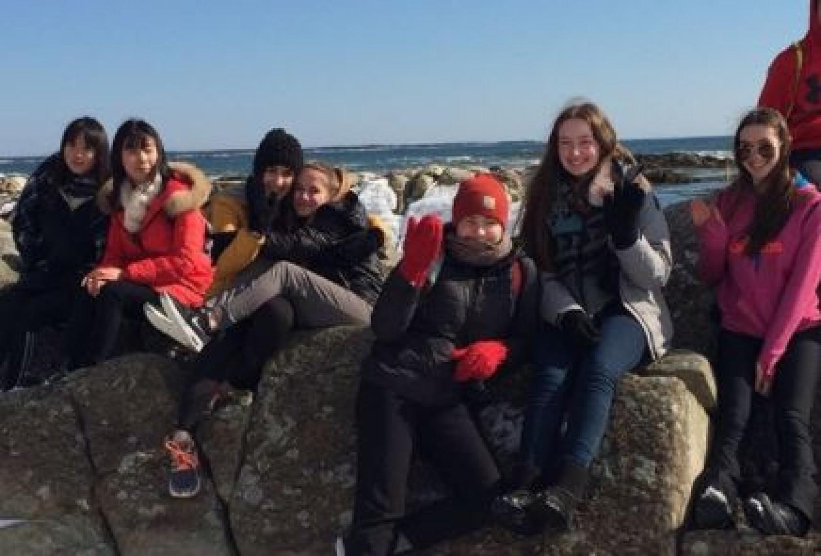Exchange Öğrencimiz Ecem Mıstıkoğlu, Kanada Deneyimlerini Türk Öğrencilerle paylaştı