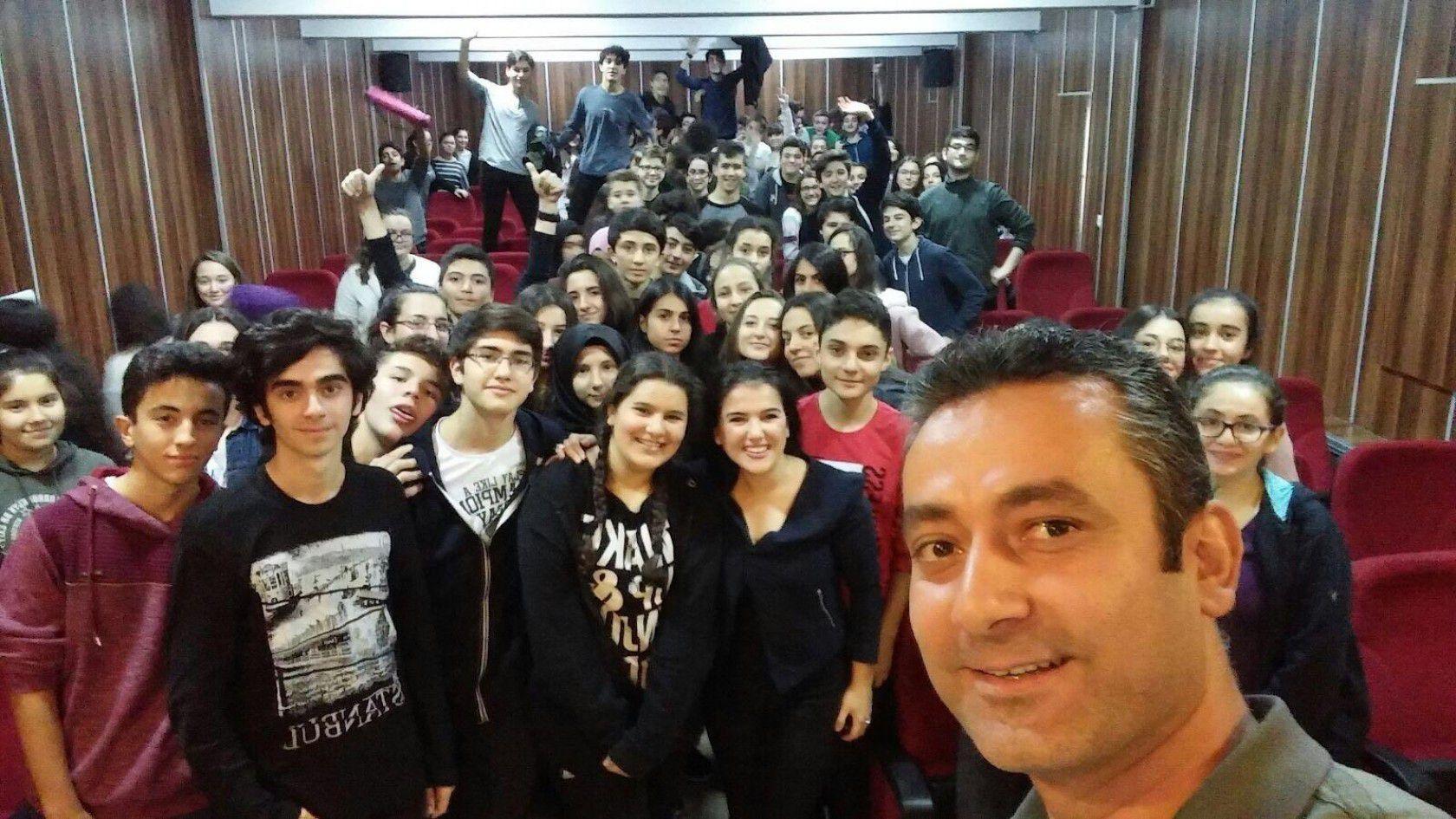 Bursa Turhan Tayan Anadolu Lisesi Öğrenci Değişim Programları Tanıtım Semineri